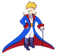 Der kleine Prinz, Antoine de Saint-Exupéry